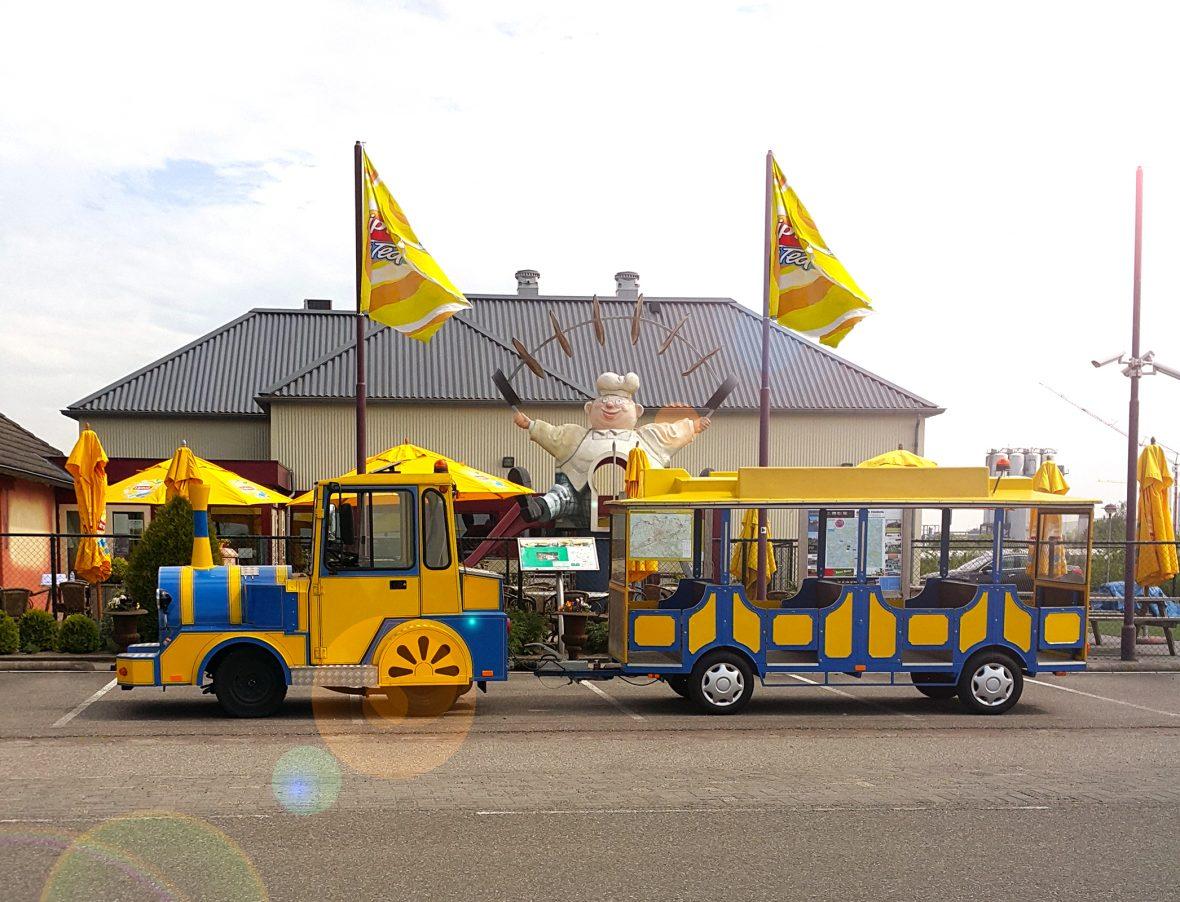 treintje De Oude Maas